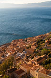 Monemvasia Royalty Free Stock Image