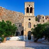 Monemvasia, Grecia Imagenes de archivo