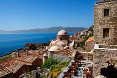 Monemvasia, Grecia Imagen de archivo
