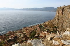 Monemvasia, Greece Royalty Free Stock Photo