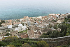 Monemvasia, Greece Royalty Free Stock Photo