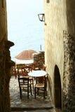 Monemvasia Greece Royalty Free Stock Photo