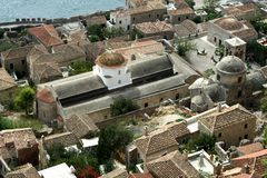 Monemvasia Greece Stock Images