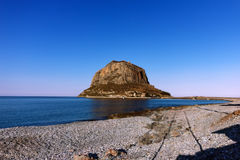 Monemvasia - Peloponnese - Grécia Imagem de Stock Royalty Free