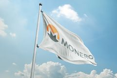Monero XMR crypto network. Monero is an open-source cryptocurrency created in April 2014 that focuses on fungibility, privacy and decentralization. Monero uses stock image