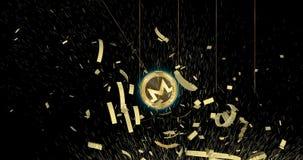 Monero XMR cryptocurrency coin demolish main world currencies.