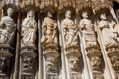 Monestary of Batalha Stock Photos
