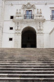 Monestary Sao Vicente de Fora Royalty Free Stock Photography