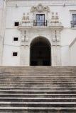 Monestary Sao Vicente de Fora Royalty Free Stock Photography