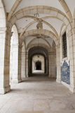 Monestary Sao Vicente de Fora Royalty Free Stock Photos