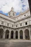 Monestary Sao Vicente de Fora Royalty Free Stock Images