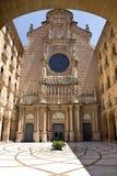 Monestir de Montserrat Imagen de archivo libre de regalías