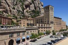 Monestir de Montserrat - Catalonia - Spain Stock Photos