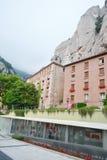 Monestir de Montserrat, Catalonia, Spain. Royalty Free Stock Photo