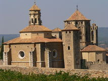 Monestir de Poblet, Tarragona ( Spain ) Stock Photos