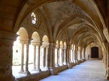 Monestir de Santa Maria de Vallbona ( Spain ) Stock Photos