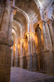 Monestir Sant Pere de Rodes audiorium Royalty Free Stock Photography