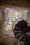Monestir Sant Pere De Rodes wierza fotografia stock