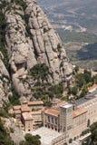 Monestir Santa Maria de Montserrat Fotografie Stock