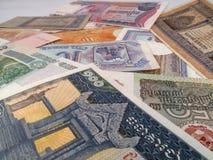 monetär enhet Arkivbilder