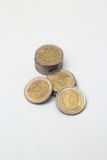Monet do dinheiro Foto de Stock Royalty Free