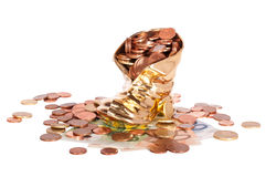 monet euro but Obrazy Stock