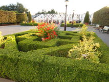 Monets Garden  Stock Photography