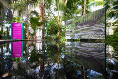 Free Monet S Garden Exhibit Stock Images - 25835244
