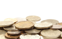 monet złota grupa zdjęcie stock