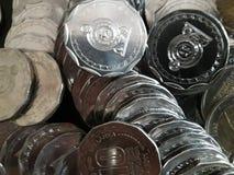 moneta fotografia stock libera da diritti