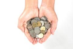 moneta Obrazy Stock