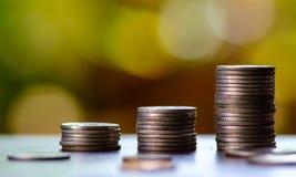 moneta Fotografie Stock Libere da Diritti
