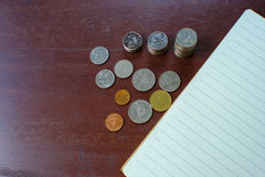 moneta Immagini Stock Libere da Diritti