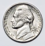 Moneta dei soldi fotografie stock libere da diritti