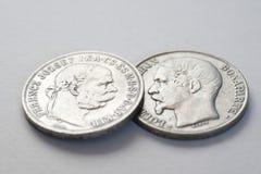 Moneta dell'Argentina Fotografia Stock Libera da Diritti