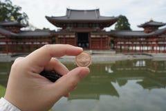 Moneta di Byodo-in Fotografia Stock Libera da Diritti