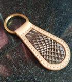 Moneta di Keychain fotografia stock libera da diritti