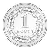 Moneta 1 PLN