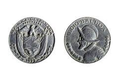 Moneta przyrodni balboa Zdjęcia Royalty Free