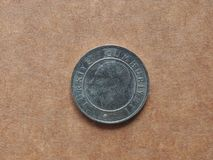 Moneta turca Fotografia Stock