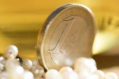 Monetair stelselrijkdom en economie royalty-vrije stock fotografie