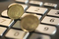 Monetary accounting Royalty Free Stock Photo