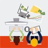 Monetary analysis Stock Photos