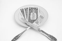Monetary concept Royalty Free Stock Images