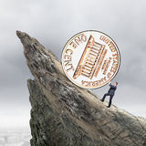 Monetary concept Royalty Free Stock Photos