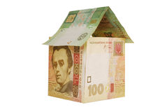 Monetary house Stock Image