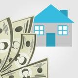Monetary investment Royalty Free Stock Image
