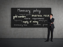 Monetary policy Royalty Free Stock Images