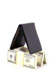 Monetary small house Royalty Free Stock Photography