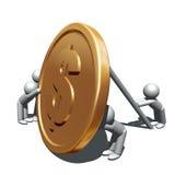 Monetary stability Royalty Free Stock Photography